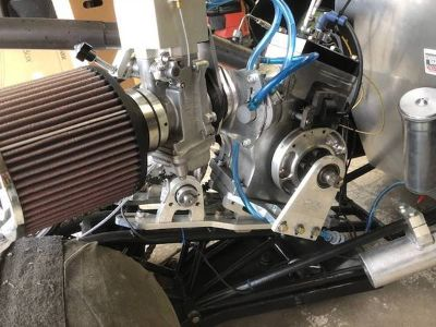 Blossom Rhino 3 Quick 16 Engine