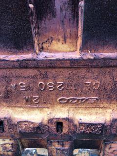 Case Cx130. 36