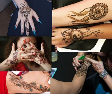 Select a Professional Henna Tattoo Artist in Las Vegas