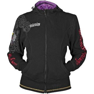 Find Speed and Strength Women's Killer Queen Armored Hoodie Motorcycle Jackets motorcycle in Louisville, Kentucky, US, for US $98.99
