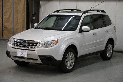 2011 Subaru Forester 2.5X Premium (Satin White Pearl)
