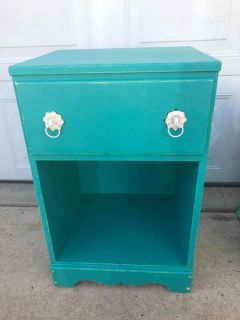 Cute Chippy Nightstand