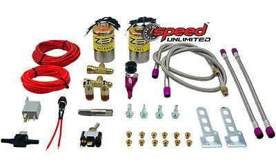 Purchase ZEX 82064 ADD-A-STAGE NITROUS 2-STAGE EFI UPGRADE KIT motorcycle in Suitland, Maryland, US, for US $300.83