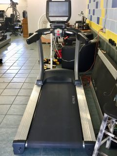 True Fitness Treadmill