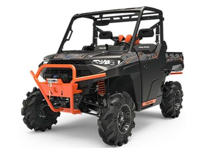 2019 Polaris Ranger XP 1000 EPS High Lifter Edition Side x Side Utility Vehicles Marshall, TX
