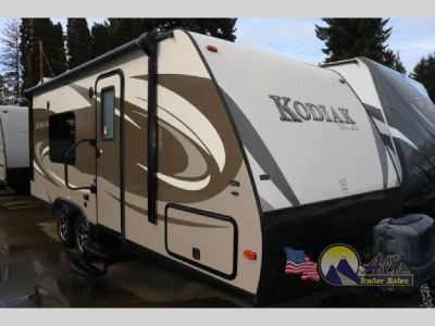 Used 2016 Dutchmen RV Kodiak Ultimate 200QB