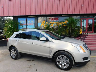 2011 Cadillac SRX Luxury Collection (Beige)