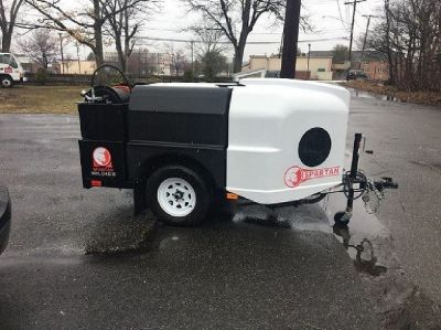 2015 Spartan Soldier Sewer Jetter RTR#8043550-01