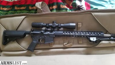 For Sale: Long Range AR15