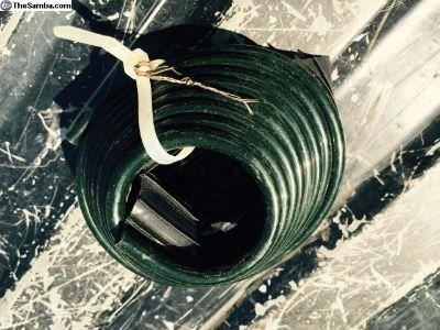 NOS L518 Java Green fender beading