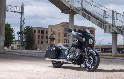 2018 Indian CHIEFTAIN DARK HORSE Touring Motorcycles Dublin, CA