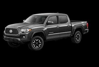 2018 Toyota Tacoma TRD Off-Road (Magnetic Gray Metallic)