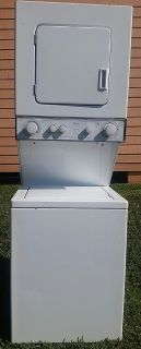 $350,  WHIRLPOOL   STACKABLE washer  dryer elect  $ 350