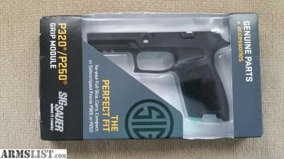 For Sale: P320 Carry grip module