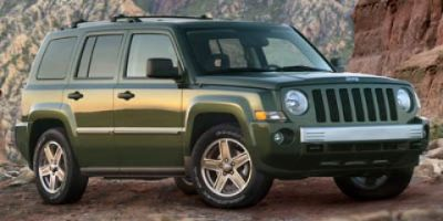 2007 Jeep Patriot Sport (Jeep Green Metallic)
