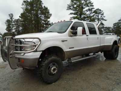 04 Ford F350 4wd Diesel King Ranch