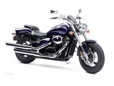 2007 Suzuki Boulevard M50 Cruiser Motorcycles Tulsa, OK