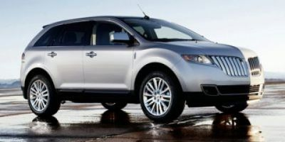 2015 Lincoln MKX Base (BLACK)