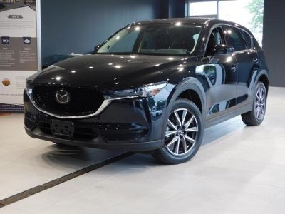 2017 Mazda CX-5 Grand Select (Jet Black Mica)