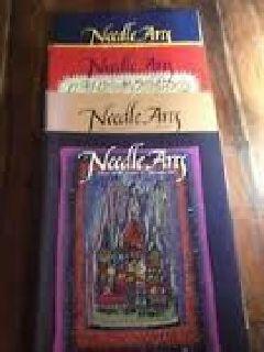 5 Vintage Needle Arts Magazines X-Lent Cond