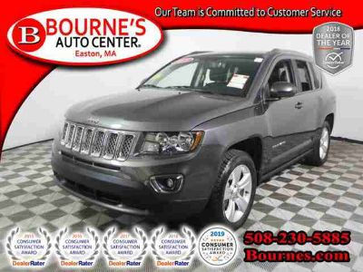 Used 2015 Jeep Compass 4WD 4dr