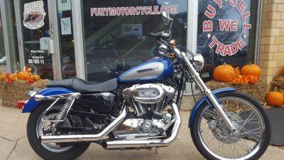 2009 Harley-Davidson Sportster 1200 Custom Cruiser Motorcycles South Saint Paul, MN