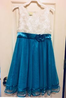 Turquoise Tulle