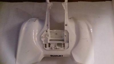 Buy Suzuki LTZ400 Scoft Rear Fender Plastic Fairing #63111-07G00 - White motorcycle in Richlandtown, Pennsylvania, US, for US $164.99