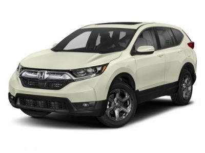 2018 Honda CR-V EX-L (Green)