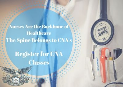 Interested in Nursing? Start from the Bottom Up with CNA 4-Week Training!