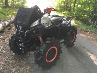 2017 Can-Am Renegade X mr 1000R ATV Sport Woodstock, GA