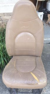 Ford F-250 Leather Passenger Seat