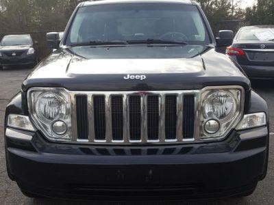 2009 Jeep Liberty Sport (Brilliant Black Crystal)