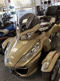 2018 Can-Am Spyder RT Limited Trikes Motorcycles Greenville, SC