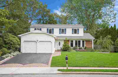3 Lowery Ave Lake Grove Four BR, Magnificent Colonial in