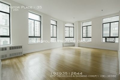 Massive 2 Bed 2 Bath Loft in Doorman Bldg * Perfect Location