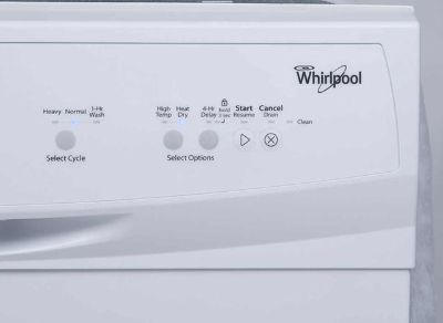 $150, fairly new dishwasher whirlpool very good condition