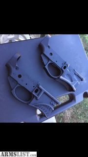 For Sale: Sharps AR15 Lowers Hellbreaker and Warthog