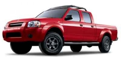 2004 Nissan Frontier XE-V6 (Radiant Silver Metallic)