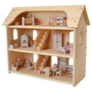 ISO wooden doll house