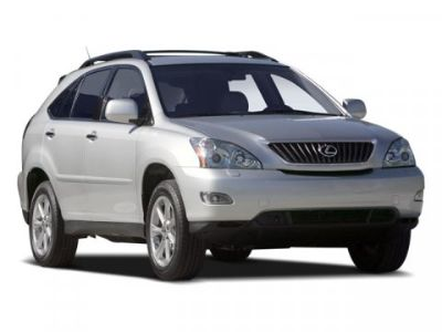 2008 Lexus RX 350 Base (Flint Mica)