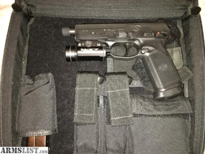 For Sale/Trade: FNP 45 Tactical