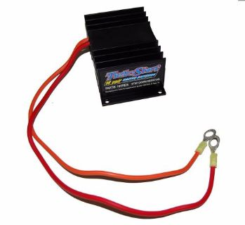 Buy Turbo Start Voltage Step-Down Resistor 16VRES 16.8 V to 14.3 V motorcycle in Melbourne, Florida, United States, for US $129.99