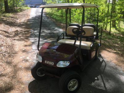 2015 E-Z-Go Freedom TXT Electric Golf Golf Carts Woodstock, GA