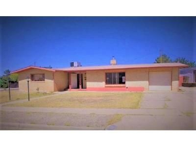 3 Bed 2 Bath Foreclosure Property in Alamogordo, NM 88310 - Juniper Dr
