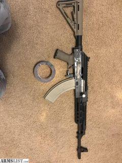 For Sale: Highly Upgraded Zastava M70AB