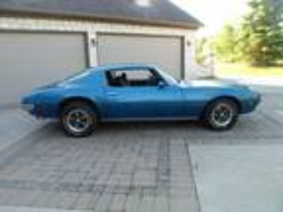 1972 Pontiac Firebird Needs Restored