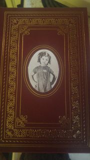 Signed Shirley temple book