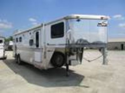 1998 Sundowner Trailers Sunlite 8w Living Quarters 3 horses