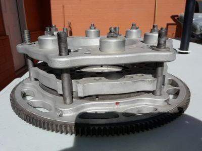 Crower Clutch parts
